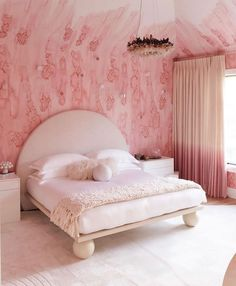 Christopher Boots Light in Pink Bedroom Home Design Decor, Home Decor Items, Cheap Home Decor, Interior Design, Interior Architecture, Bedroom Inspo, Bedroom Decor, Pretty In Pink, Pink Room