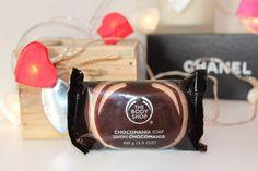 My New Favourite Soap: The Body Shop's Chocomania (Love Lashes x) Blog Love, The Body Shop, Lashes, Soap, Chocolate, Natural, Beauty, Eyelashes, Schokolade