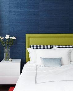 Inspiring Indigo: How to Incorporate This Moody Blue Hue Into Your Home - http://freshome.com/how-to-incorporate-indigo-into-your-home/