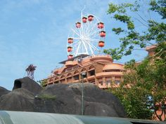 Veegaland currently renamed as wonderla is a water theme/amusement park located near kakkanad in kochi owned by the V guard group. It is a premiere amusement p Park Around, Kochi, Amusement Parks, Kerala, Contemporary Art, Fair Grounds, Around The Worlds, India, City