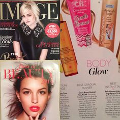 Best in Beauty IMAGE Magazine December 2014