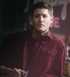 Demon Dean better be coming back! I actually kind of miss him! Haha