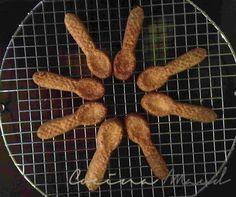 Cocina Maud: Galletitas para Cucharear