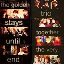 golden trio - Google Search