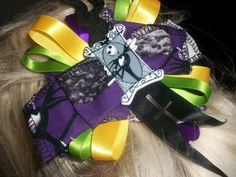 This item is already made.   it is a limited.   So if you want pretty unique hair accessories then this item no one else will have.  please check my other limited hair bows.  they attach really easy with a crocodile clip.   Shop this product here: http://spreesy.com/amecrystdesigns/208   Shop all of our products at http://spreesy.com/amecrystdesigns      Pinterest selling powered by Spreesy.com