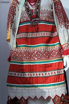 Slavic Folk Costume