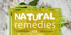 Natural Remedies for Chronic Illness