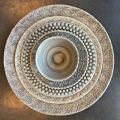 Officiële distributeur van The Mateus Collection voor de Benelux Ceramic Design, Porcelain Ceramics, Mix Match, Portugal, Decorative Plates, Bubbles, Table Settings, Room Decor, Clay