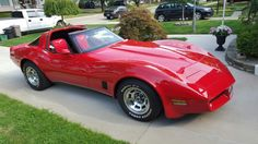 corvettes: 1980 Corvette