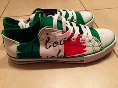 I love italy sneakers #sneakers #shoes #fashion #summer #italian #italy