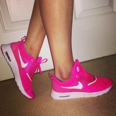 45a7b4e8c6b338 ♥♥pink nikes  48 for spring 2014 Cheap  Nike  shoes Online for Womens