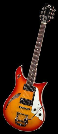 Double Cat: Duesenberg Guitars