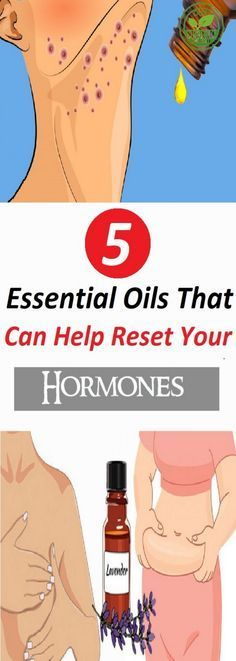 Herbs offer an abundance of medicinal properties. Some of them can also have a beneficial effect on our hormones. In this article, we're going to present you 5 of the best herbs you can use to improve your hormones: sandalwood,myrtle, holy basil,thymeand clary sage! #hormones #oil #recipe #beauty