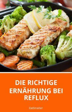 Die richtige Ernährung bei Reflux | eatsmarter.de