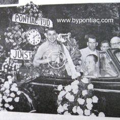 1951 maillot jaune Wim van Est in de Tour de France