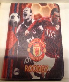 New Rooney England Foot ball Club Cover Case For Mini iPad And Mini iPad 2 in Computers/Tablets & Networking, iPad/Tablet/eBook Accessories, Cases, Covers, Keyboard Folios | eBay