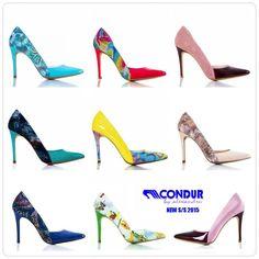 www.condurbyalexandru.com Louboutin Pumps, Christian Louboutin, Ss 15, Leather Shoes, Heels, Fashion, Leather Dress Shoes, Heel, Moda