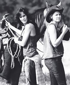 Lori & Maggie