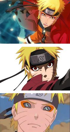 #Naruto Look my eyes and you'll know !