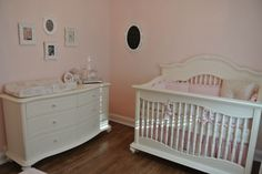 glamourous+baby+girl+nurseries+ | Vintage Glam Shabby Chic Nursery - Project Nursery