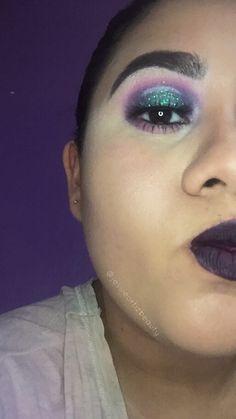 #glitter#glittermakeup#luxury#wakeupandmakeup#carnaval#carnavales#lipstick#purplelips#clinique#makeupartist#makeupart#makeuplife#creativemakeup#bbdaretoshare#beautyblogger#hypnaughtymakeup#allmodernmakeup#beautycare