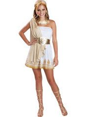 Teen Girls Glitzy Goddess Costume $34.99