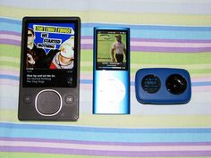 Eek! I now have 3 mp3 players! An 80GB Zune, an 8GB iPod Nano and a 2GB Creative Zen Stone Plus. I'm living large!     All in one genius converter just for you. Grab yours here http://www.convertgenius.com/