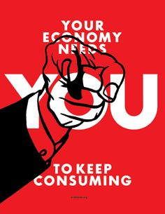 Images from Meme Wars: The Creative Destruction of Neoclassical Economics Anti Consumerism, Culture Jamming, Creative Destruction, Christmas On A Budget, Merry Christmas, Design Graphique, New Politics, Green Life, Need You