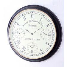 Uhren - Produktart: Funkwecker-Kaminuhren-Wanduhren   Wayfair.de