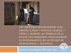 Centro Tanatológico Renacer: #Envejecer Consulta tanatológica 998 260 1561