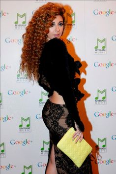 Myriam Fares Pinned  E C Asameeraheart E C A Arab Celebrities Myriam Fares Long Curly
