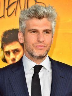 Max Joseph - 9 x de mooiste mannen met grijs haar - Nieuws - Lifestyle