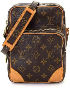 bf262b73c4764f Louis Vuitton - Vintage Luxury Women's Amazone 22 Crossbody Bag Vintage  Louis Vuitton, Louis Vuitton