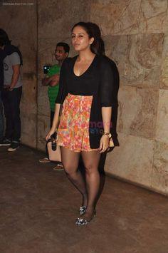 Huma Qureshi at D-day special screening in Lightbox, Mumbai on 14th July 2013