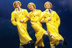 Singin' in the Rain on the West End