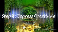 Express Gratitude - Step 8 of transformation Queen Youtube, Express Gratitude, Transform Your Life, Thankful, In This Moment, Make It Yourself, Instagram
