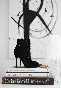 great books/single white feather/Hot Heels