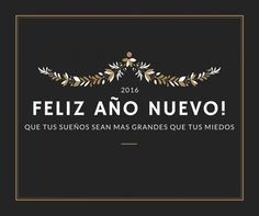 Feliz año nuevo Christmas And New Year, Christmas Diy, Life Philosophy, Spanish Quotes, Monday Motivation, Happy New Year, Best Quotes, Inspirational Quotes, Thoughts