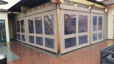 Clear Vinyl Panels for Screened Porch . Clear Vinyl Panels for Screened Porch .