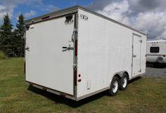 2009 Cargomate by Car-Mate Cargo Trailers, Vr, Recreational Vehicles, Camper Van, Rv Camping, Camper