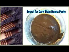The most awaited video :-Learn How to make henna paste on your own for great Staining is here for you. ☆Henna Powder: Henna must use fresh high-q.