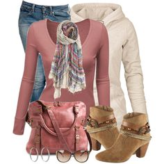 Hoodie Set, created by daiscat on Polyvore
