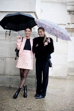 The Best Street Style At Paris Fashion Week Autumn Winter 2017 - March 2017