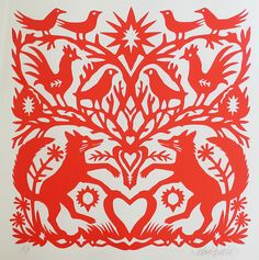 _ Born in 1974, Mark Hearld studied illustration at Glasgow School of Art and MA in Natural History Illustration at the Royal College of Art.