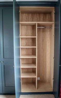 Jamie Williams Carpentry & Joinery Ltd offers bespoke fitted bedroom furniture in Cheltenham, Cotswolds and Gloucestershire. Home Room Design, Bedroom Cupboard Designs, Bedroom Wardrobe, Diy Wardrobe, Closet Bedroom, Wardrobe Design Bedroom, Bedroom Interior, Spare Bedroom Closets, Bedroom Organization Closet