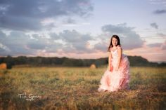 Dream in pink by Tori Gansen on 500px - Child Photography - Golden hour - Bold skies - Canon 6D - 135L
