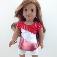 Updates from on Etsy Knitting Dolls Clothes, Ag Doll Clothes, Sewing Dolls, Ag Dolls, Doll Clothes Patterns, Doll Patterns, Clothing Patterns, Girl Dolls, American Doll Clothes