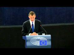 Discurso integro de S.M. el Rey ante el Pleno del Parlamento Europeo - YouTube European Council, European Parliament, Rey, Youtube, Youtubers, Youtube Movies