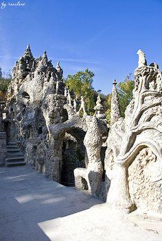 Palais Idéal Facteur Cheval hauterives Drôme drome http://www.sitestouristiques-drome.com/