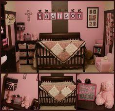 Cocalo Daniella Baby Bedding | Her reading corner (yes, I ...